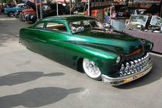 More vintage cars hot rods and kustoms 49 Mercury, Mercury Cars, Rat Rods, Vintage Cars, Antique Cars, Lead Sled, Kustom, Custom Cars, Cool Cars