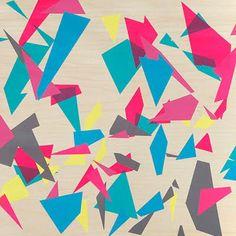 fractals pattern, geometric, from designbark