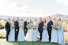 Boho Outdoor Fall Wedding | New Hampshire Weddings | Caitlin Page Photography | Fall Boho Greenhouse Wedding at Owl's Nest Resort Wedding Venue. Get more inspiration from this navy Tent Wedding, Fall Wedding, Wedding Venues, Blue Suit Wedding, Wedding Suits, Bridesmaids, Bridesmaid Dresses, Wedding Dresses, Tent Reception