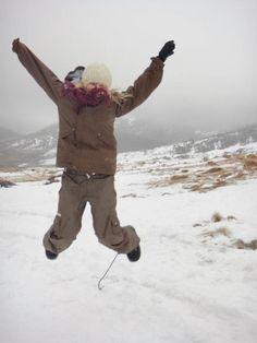 I love the snow ❤ Perisher Australia