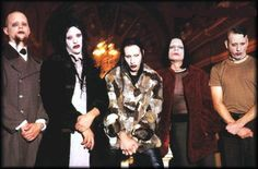 Marilyn Manson Valley - Bilder: Band