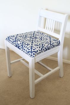 My Diy Chair Completed Each For Under 30 Before Afters On The