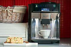 #recenzja ekspresu ciśnieniowego do kawy @siemens EQ.6, wszechstronnego urządzenia prostego w obsłudze.  http://dorota.in/cisnieniowy-ekspres-do-kawy-siemens-eq-6-recenzja/  #home #dom #agd