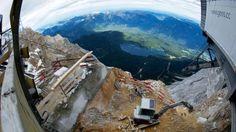 Für das neue Bergstation-Fundament.