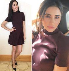 Nargis Fakhri In Dior Dress