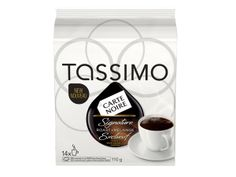 Products - Coffee & Beverages - Tassimo Carte Noire - Kraft First Taste Canada
