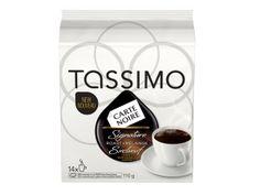 Tassimo Carte Noire Signature Roast Coffee Single Serve T-Discs Tassimo Coffee, Kraft Recipes, Coffee Pods, Coffee Roasting, How To Know, Walmart, Coffee Products, Cooking Recipes, Canada