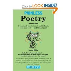 Painless Poetry (Retired Sonlight title): Guides middle school and & high school students through poetry created for many purposes and written in many forms, & and offers insights, guidelines, & techniques to enable students to read & evaluate poems, as well as to write original poetry. Use alongside Sonlight's assigned poetry book for Core H to assist in evaluating and understanding poetry.