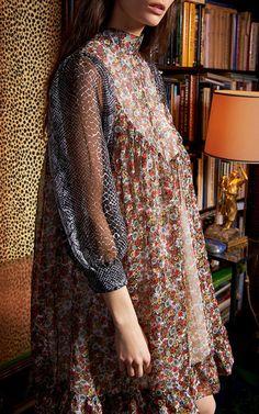 Manoush Look 25 on Moda Operandi