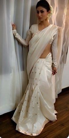 My Saree Wardrobe