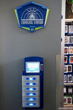 Power Tower Cell Phone Charging Station Case Studies