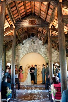 Camp Lucy - Hill Country Wedding Venue