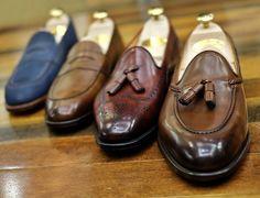 Sprezzatura-Eleganza | khakiscarmel:   Loafer Thursday!   #khakisofcarmel...