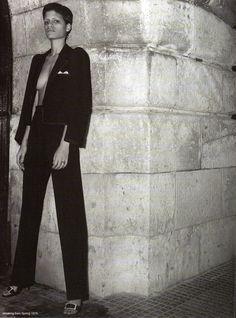 Dutch 2002, Czara, YSL Haute Couture  Omahyra Mota Garcia by Alex Cayley