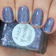 Lynnderella A Wolf Of Another Colour | Peachy Polish