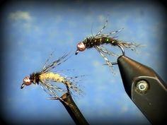 Fly Tying: Bird of Prey Caddis