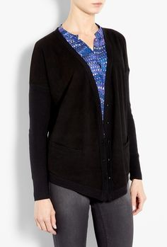 Day New Suede Cardigan by DAY Birger Et Mikkelsen