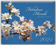 2021 Flower Calendar, 2021 Calendar, Floral Wall Calendar Botanical Calendar Peonies Daisy Lavender Garden Calendar Holiday Gift 11x14 Photo
