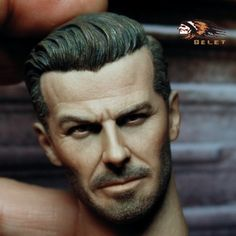 "(48.48$)  Buy here - http://aiyn8.worlditems.win/all/product.php?id=32643082545 - ""1/6 scale figure head shape for 12"""" Action figure doll accessories,David Beckham doll head for figure accessories"""