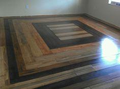 Wooden rugs Hardwood Floors, Flooring, Dining Room, Rugs, Home, Style, Wood Floor Tiles, Dinner Room, Farmhouse Rugs