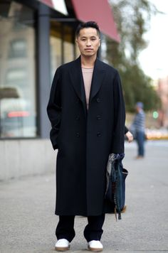 An Unknown Quantity | New York Fashion Street Style Blog by Wataru Bob Shimosato | ニューヨークストリートスナップ: November 2012