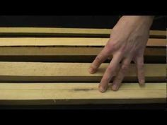 How to Make a longbow - Wood Selection - - YouTube