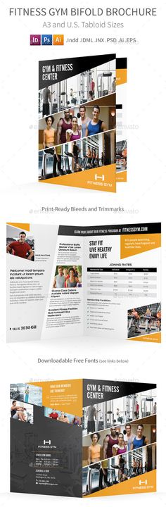 Car Mechanic Shop Brochure  Brochures Brochure Template And Cars