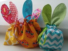 Christmas sewing 10 delightful instructions: make Easter decorations yourself # crochet ideas . Christmas sewing 10 delightful instructions: make Easter decorations yourself ide … – crochet id Sewing Projects For Kids, Sewing For Kids, Diy For Kids, Crafts For Kids, Diy Projects, Bunny Bags, Diy Ostern, Christmas Sewing, Wreath Crafts