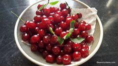 Vișine la borcan pentru plăcintă (crude) rețeta pentru iarnă | Savori Urbane Gem, Cherry, Urban, Food, Syrup, Canning, Meal, Eten, Jewel