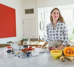 Chef and blogger Phoebe Lapine found the perfect balance between health and hedonism—here's how.