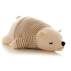 I have a feeling you'll like this one  65CM Big Lovely White Papa Polar Bear http://www.bundleslove.com/products/65cm-big-lovely-white-papa-polar-bear?utm_campaign=crowdfire&utm_content=crowdfire&utm_medium=social&utm_source=pinterest