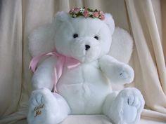 free angel teddy bear animation | Teddy Bear