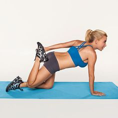10 Minute Workout: Get Toned From Head to Toe - Health.com