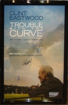 Antiquities LV - Trouble With The Curve Signed Poster By 5, $1,695.00…