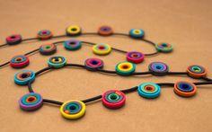 c o l o u r . b l o c k i n g by Carina's Photos and Polymer Clay, via Flickr