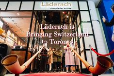 Läderach is Bringing Switzerland to Toronto - Just in Time for the Holidays — The Canadian Creative Chocolate Heaven, Chocolate Bark, Mini Mousse, Artisan Chocolate, Strong Relationship, Holiday Treats, How To Introduce Yourself, Switzerland, Toronto