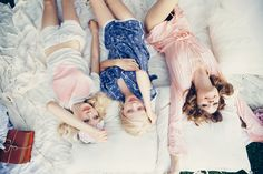 Summer Sleepovers. Wildfox Couture.