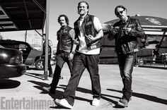 Entertainment Weekly outtake. Sons Of Anarchy