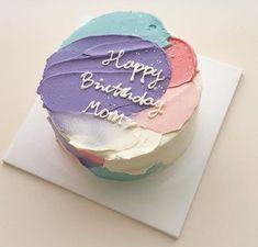 moist mug cake Pretty Birthday Cakes, Pretty Cakes, Cute Cakes, Beautiful Cakes, Amazing Cakes, Cake Cookies, Cupcake Cakes, Sandwich Cookies, Bolo Tumblr