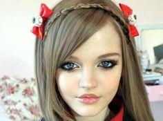 Dakota Rose, la Barbie de carne y hueso
