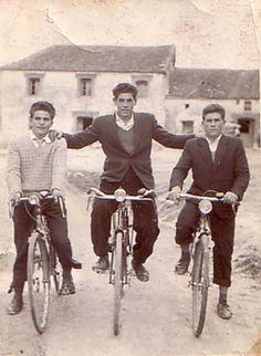 vintage photo - great look.