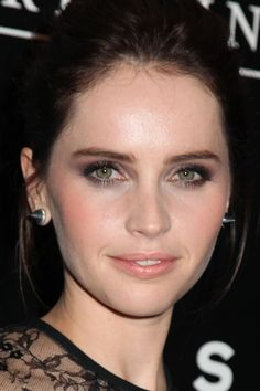 "Celebrity makeup artist Sabrina Bedrani tapped Moiré from Votre Vu's Violette Palette Play Eye Shadow Quad to create the sexy, plummy smoky effect worn by Felicity Jones at the October premiere of ""The Theory of Everything."" http://www.glamour.com/lipstick/blogs/girls-in-the-beauty-department/2014/10/all-of-the-secrets-to-october-"