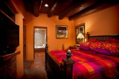 New Mexico Resort Accommodations | El Monte Sagrado Resort