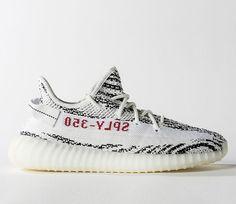 """Przed Wami buty Kanye Westa czyli adidas Yeezy Boost 350 V2 """"Zebra"""" które już za chwilę pojawią się w sprzedaży. Sprawdź w którym sklepie je kupisz"""
