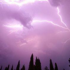"""1,368 mentions J'aime, 83 commentaires - Camille Talks ⚓️🎈 (@camilletalks) sur Instagram: """"Effrayée comme fascinée par l'orage de cette nuit ⚡️J'ai passé 45 minutes à regarder et…"""""""