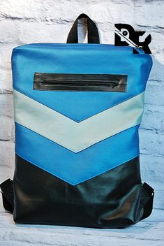 VARO Rucksack Fanny Pack, Bags, Fashion, Artificial Leather, Fabrics, Sewing Patterns, Hip Bag, Handbags, Moda
