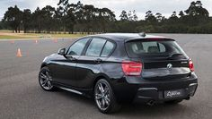 BMW M135i - inner Best Sports Car $50,000 - $100,000, Australia's Best Cars 2013