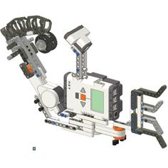 Intermediate: Bonus models from the LEGO Mindstorms website. Step-by-step instructions on building and programming included.