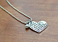 She Is Clothed In Strength Hand Stamped Bible by MyWindingRoad
