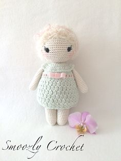 Lovely doll made by me ☺️